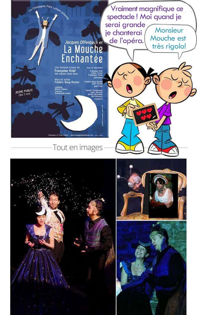 spectacle enfant paris decembre 2016