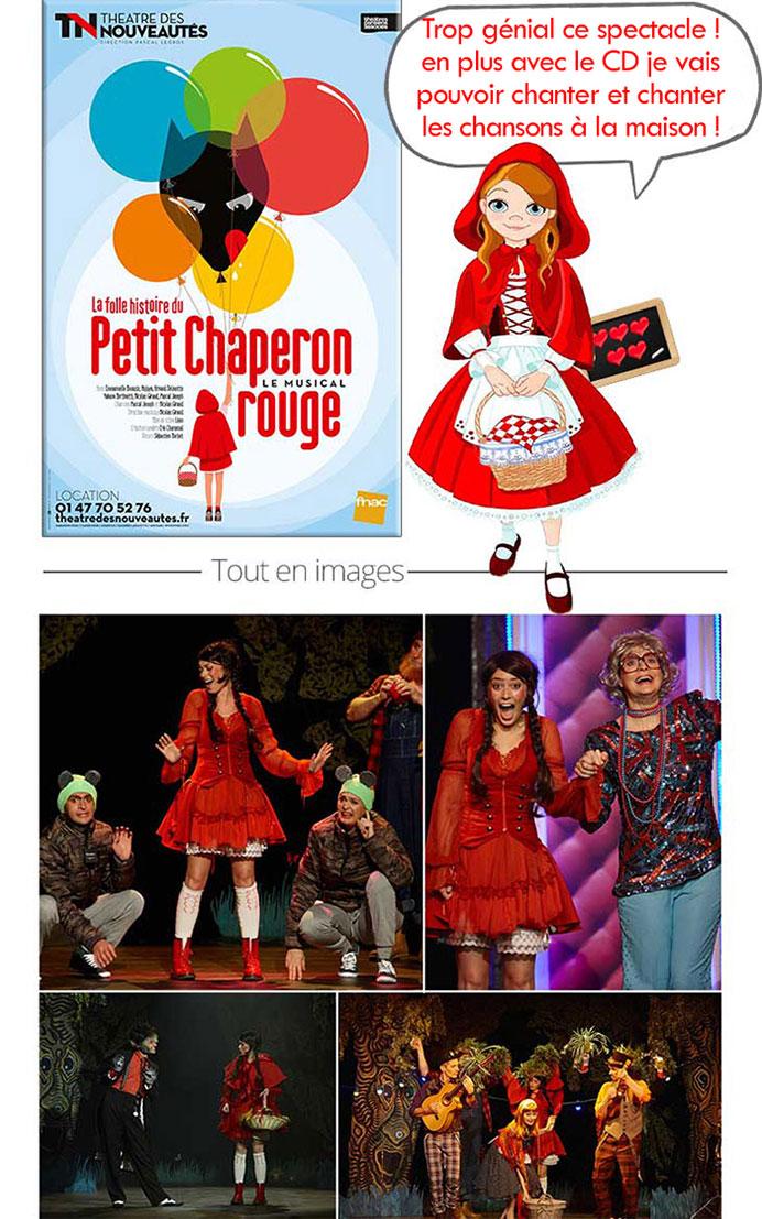 spectacle enfant paris novembre 2016